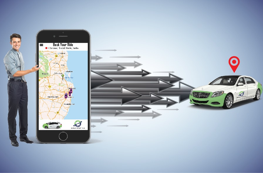 outstation taxi quick booking app